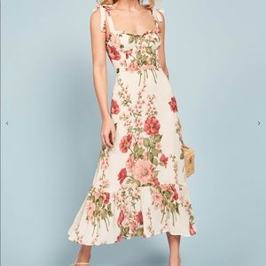 Reformation Nikita Dress 4 Floral